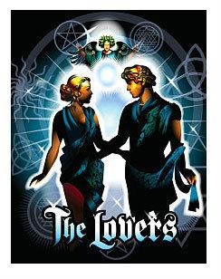 ไพ่ The LoversThe Lovers
