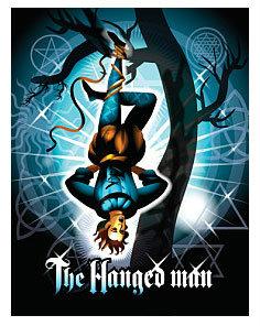 ไพ่ The Hanged ManThe Hanged Man