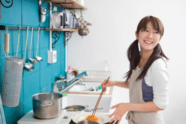 ฮวงจุ้ยตำแหน่งเครื่องครัว