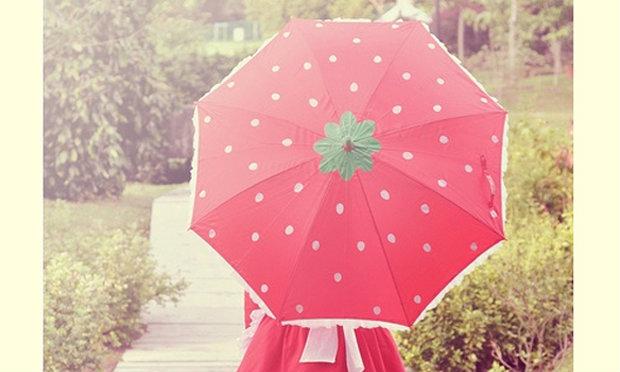 เกมทายใจทำนายรักจากสีร่ม