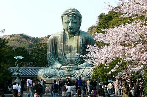 พระพุทธรูปใหญ่ คามาคุระ