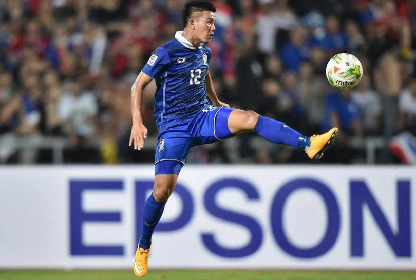 ทีมชาติไทยสีน้ำเงิน