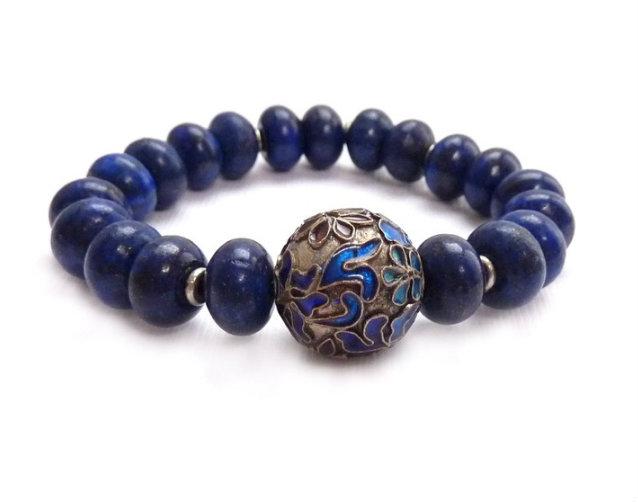 ลาพิส ลาซูลี (Lapis Lazuli)