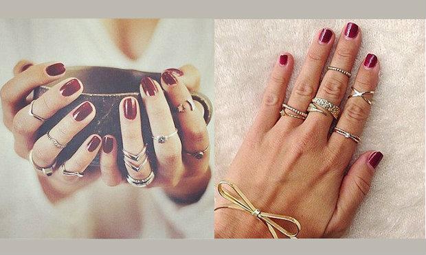 ทำนายดวงความรักจากการสวมแหวน