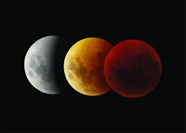 ซูเปอร์มูน (Supermoon) บลูมูน (Blue Moon) และ บลัดมูน (Blood Moon) !!! หนึ่งวันใต้เงามนต์จันทรา