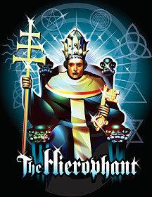 The Hierophant หรือพระราชาคณะ