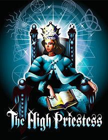 The High Priestess หรือนักบวช