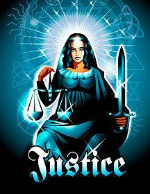 Justice หรือผู้พิพากษา