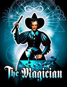 The Magician หรือผู้วิเศษ