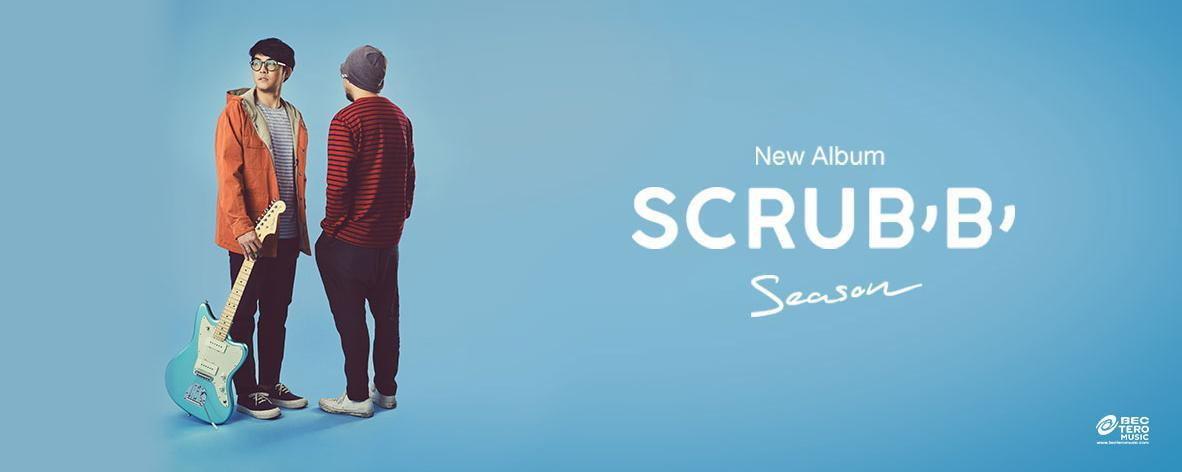 Album : SEASON - Scrubb