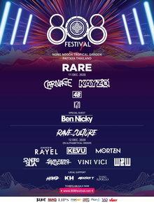 808 Festival 2020