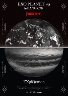 EXO PLANET #5 - EXplOration - in BANGKOK