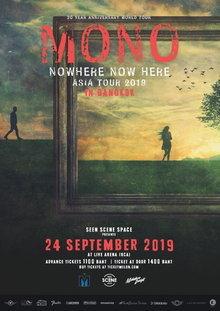MONO Asia Tour 2019 in Bangkok