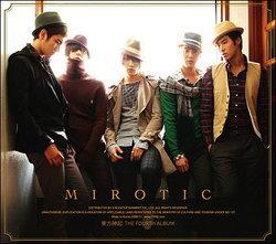 ดงบังชินกิ ( TVXQ! ) ถูกแบน Mirotic ไม่ให้จำหน่ายแก่เยาวชน