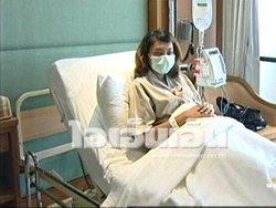 หมอ เผย แก้ม เดอะสตาร์ ติดหวัด 2009