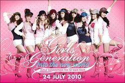 Girls' Generation กับคอนเสิร์ตใหญ่ครั้งแรกในประเทศไทย !!