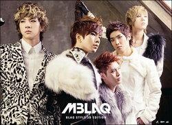 แฟนคลับเกาลี้ เกาหลี ดี๊ด๊า 5 หนุ่ม MBLAQ เตรียมเยือนไทย 8 มี.ค.นี้