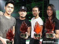 พี่เบิร์ด-บอดี้สแลม-ซิงกูล่า แท็คทีมคว้ารางวัลใหญ่ Seed Awards