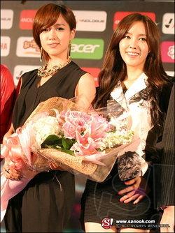 2 สาว T-ARA ลัดฟ้าเยือนไทย ร่วมเปิดตัวโปรเจ็คท์ยักษ์!!