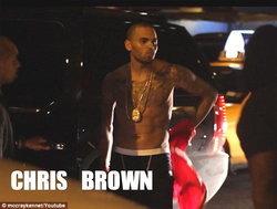คริส บราวน์ - เดรค ต่อยกันนัวเลือดสาด!!