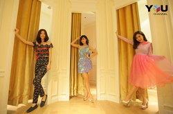 3 สาว เฟย์-ฟาง-แก้ว สุดดี๊ด๊า อัพเดตแฟชั่น