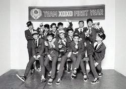 12 หนุ่มดาวรุ่ง EXO (เอ๊กซ์โซ) ฮอตไม่หยุด ฉุดไม่อยู่