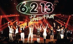 6-2-13 Dance Fever  เล่นใหม่ ใหญ่กว่าเดิม ยันเวทีสุดอลังการ 360 องศา