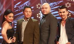 รู้จัก 4 ว่าที่ The Voice Thailand Season 2