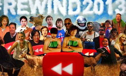 Youtube Rewind 2013 กับ 10 อันดับวิดีโอที่ถูกชมมากที่สุดแห่งปี