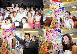 ปาน เป็นปลื้ม! นำทีมศิลปินคืนความสุขให้ประเทศไทย