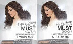 คอนเสิร์ตที่คุณไม่ควรพลาด! Nantida...The Show Must Go On