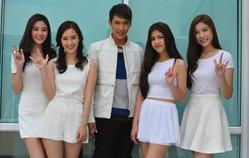 น่าอิจฉา! แกงส้ม ชวน 4 สาวเน็ตไอดอลลง MV เธอโดนใจ