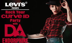 Levi's Rock Your CurveID