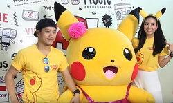 เรียกน้ำย่อย!! ตี๋-โบว์ AF เล่าความพิเศษของงานแสดง Pokémon Day วันเด็ก 2559