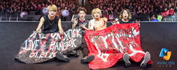 ONE OK ROCK คอนเสิร์ตร็อคจัดหนักจัดเต็ม ได้ใจทั้งศิลปินและแฟนเพลง