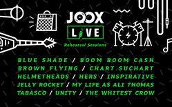 เตรียมพบกับ JOOX LIVE เพลงเพราะอารมณ์ใหม่จาก 12 ศิลปินคุณภาพ