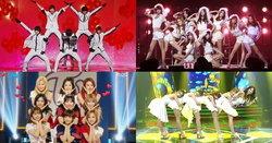 10 ท่าเต้นตอนจบสุดเริ่ดของวง K-POP