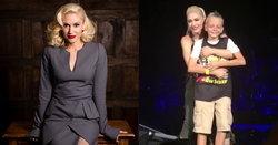 หนูน้อยน้ำตาร่วง เมื่อ Gwen Stefani รับรู้ว่าเพลงของเธอคือกำลังใจที่สำคัญ