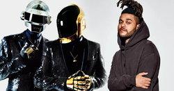 เซอร์ไพรส์! Daft Punk จับมือ The Weeknd เตรียมทำเพลงด้วยกัน