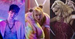 """โจควอน 2AM, มิน miss A, ฮโยยอน SNSD แดนซ์สะบัดใน """"Born To Be Wild"""""""