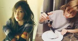 แทยอน Girls' Generation โชว์สกิลทำเค้กฮาโลวีน+เตรียมปล่อยซิงเกิลใหม่