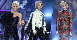 Lady Gaga กับแฟชั่นสุดจิ๊ดบนเวที Victoria's Secret 2016