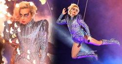 Lady Gaga ปังๆ กับโชว์อลังการแห่งปีใน Super Bowl LI Halftime Show