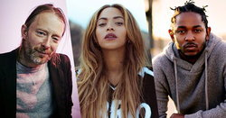 Radiohead, Beyoncé, Kendrick Lamar เฮดไลน์เทศกาล Coachella 2017