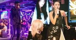 """หญิง รฐา ควงคู่ เพชร KPN โชว์มินิคอนเสิร์ตฉลองเปิดสาขา """"EVEANDBOY The Underground"""" สุดอลังการ"""