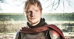 Ed Sheeran ลบ Twitter เหตุถูกแซะหลังโผล่เซอร์ไพรส์ใน Game of Thrones