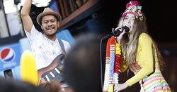 สิงโต-ปาล์มมี่ นำทีมศิลปินลุย Wet & Wild Festival 2017 ทั้งมันทั้งเปียก