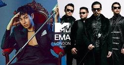 เป๊ก ผลิตโชค-Slot Machine ลุ้นชิง Best Southeast Asia Act ใน MTV EMA 2017
