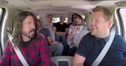 "Foo Fighters เผยความอึดอัด! หลังร่วมรายการ ""Carpool Karaoke"""