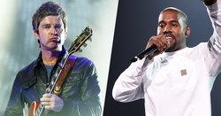 Noel Gallagher เผย เพลงในอัลบั้มใหม่ได้แรงบันดาลใจจาก Kanye West